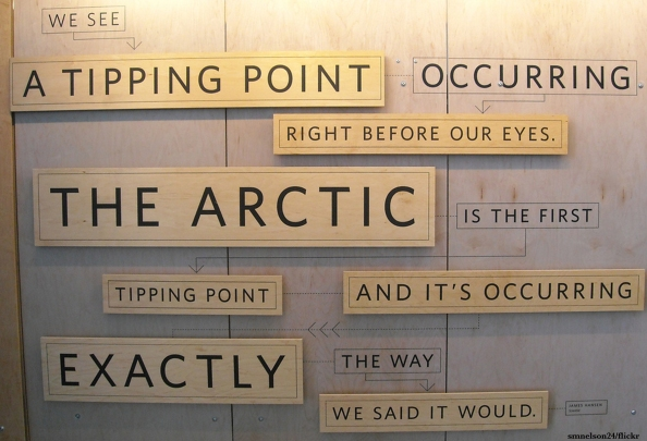 tipping point arctic words smnelson24 flickr